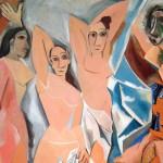 Les-Demoiselles-d'Avignon