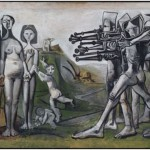 Massacre-en-Coree-di-Pablo-Picasso
