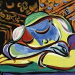 Pablo-Picasso-Jeane-fille-endormie
